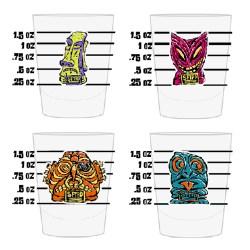 Shot Glasses (Set of Four)