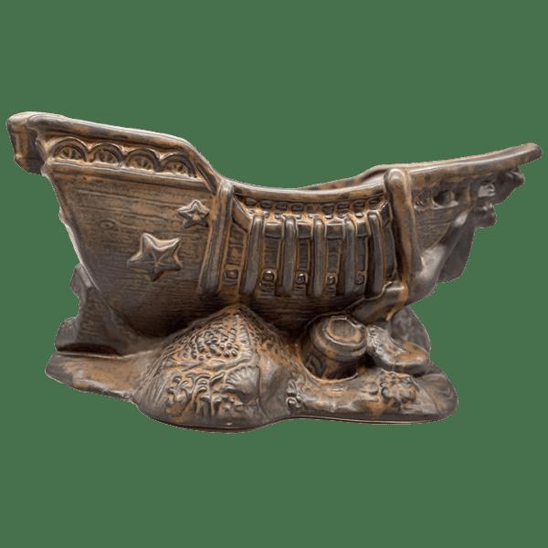 Side - Armada Geddon Shipwreck Mug - Tiki Farm - 1st Edition