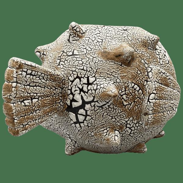 Side - Fugu Mug - Munktiki - Crusty Crawly Edition