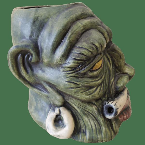 Side - Headhunter Mug - Chantiki - Green Edition