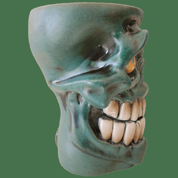 Side - Seducer Mug - Jerk Kustoms - Green Edition