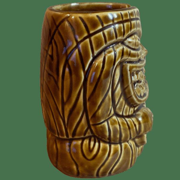 Side - Ukulolo - Tiki Farm - Brown Edition