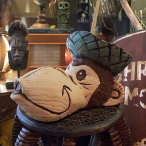 Beachcomber Monkey Mug By Tikiland Trading Co.
