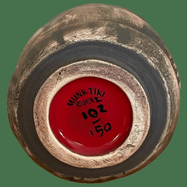Bottom - Coconut Monkey Stacker Mug - Munktiki - Lava Drip Edition