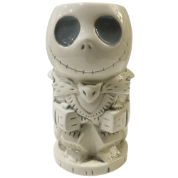 Front - Jack Skellington Mug (The Nightmare Before Christmas) - Hallmark - Open Edition