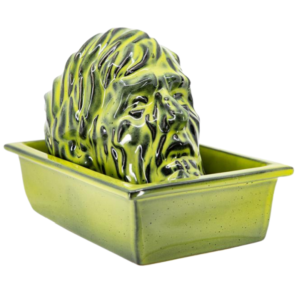 Front - Re-Animator Dr. Hill Head In Tray Mug - Middle Of Beyond - Reagent Variant