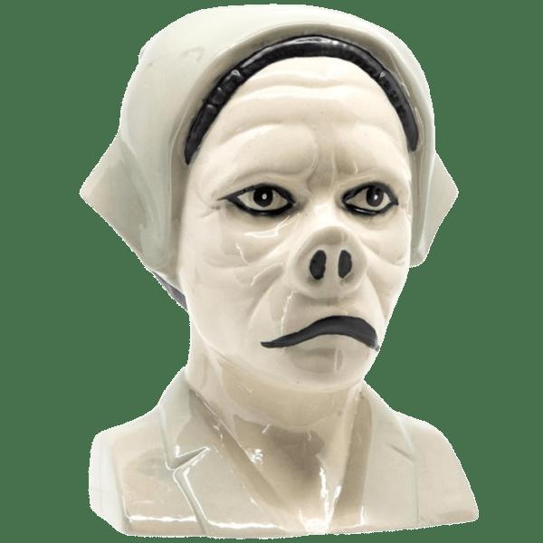 Front - Twilight Zone Nurse Mug - Middle Of Beyond - Beholder Variant