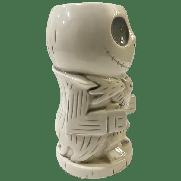 Side - Jack Skellington Mug (The Nightmare Before Christmas) - Hallmark - Open Edition