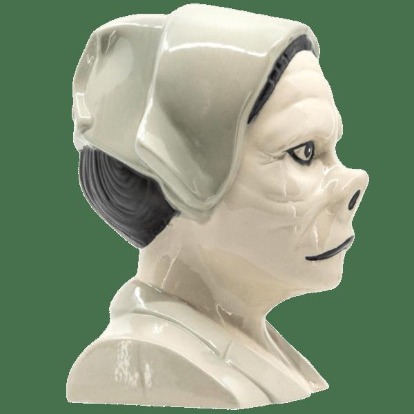 Side - Twilight Zone Nurse Mug - Middle Of Beyond - Beholder Variant