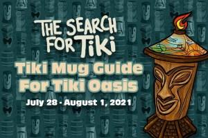 Tiki Mug Guide To Tiki Oasis 2021