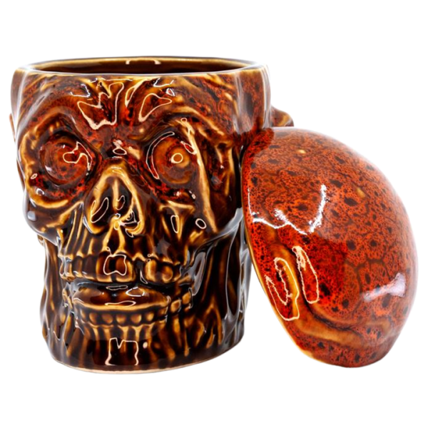 Top Removed - Return Of The Living Dead Tarman Mug - Middle Of Beyond - 2-4-5 Trioxin Variant