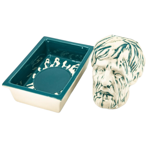 Tray - Re-Animator Dr. Hill Head In Tray Mug - Middle Of Beyond - Scrubs Variant