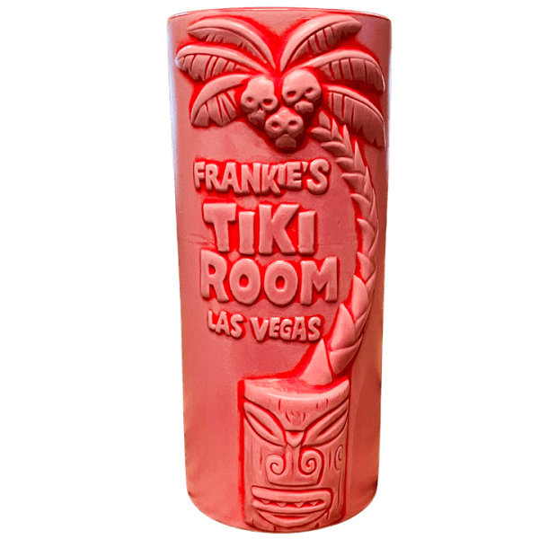 Back - Bearded Clam - Frankie's Tiki Room - Pretty In Pink Edition
