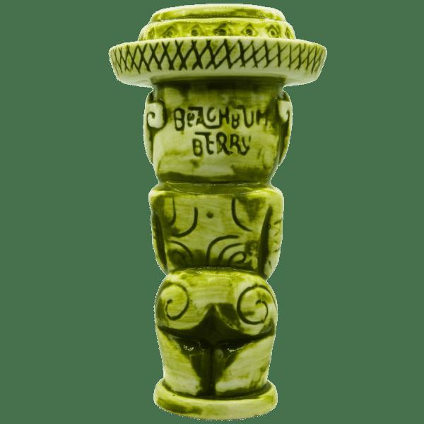 Back - Bora Bora Bum - Beachbum Berry - Green Edition