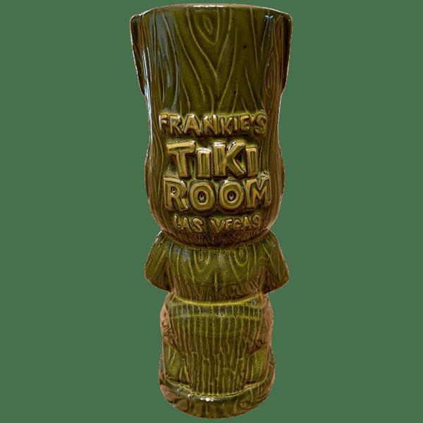 Back - Nakalele Knockout - Frankie's Tiki Room - Ocean Jade Edition
