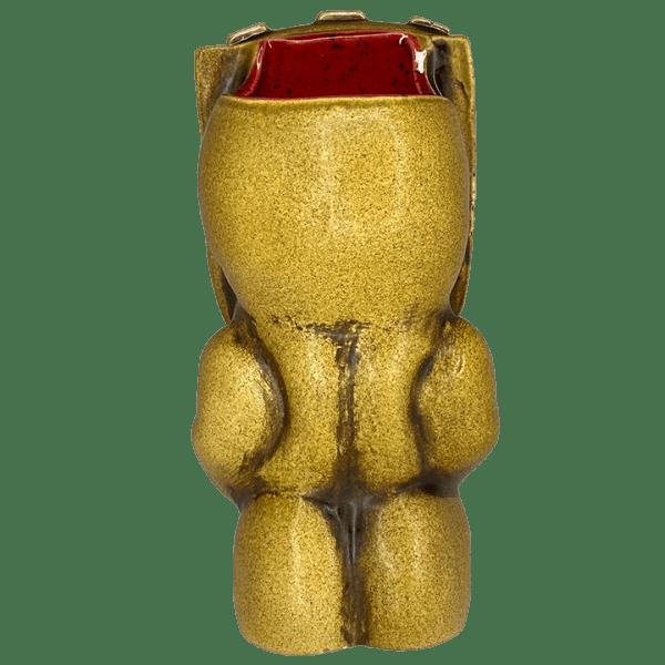 Back - PNG Mask Mug - TikiRob - Tiki Juice BarDole Whip Hut Edition