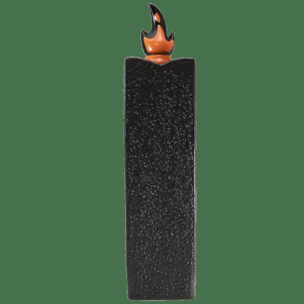 Back - Power of Pele Decanter - Tiki Farm - Black and Orange Edition