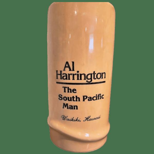 Back - South Pacific Man (Al Harrington Ku Mug) - Polynesian Palace - Yellow and Brown Edition
