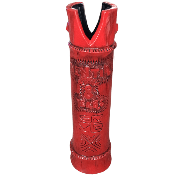 Back - Teeker (8th Anniversary Mug) - Ventiki - Red Edition