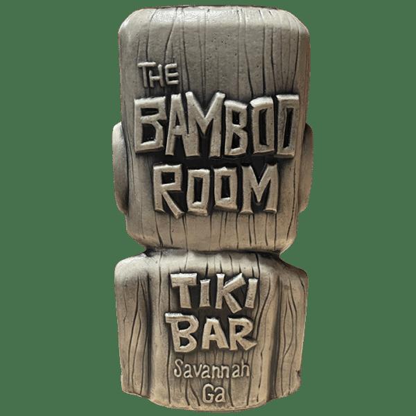 Back - Tiki Mug - Bamboo Room - 1st Edition