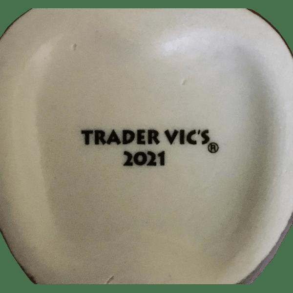 Bottom - Angoram Mini Mug - Trader Vic's - Open Edition