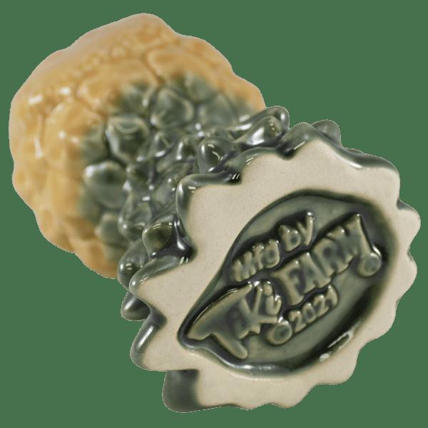 Bottom - Bottom's Up Pineapple Goblet - Tiki Farm - Open Edition