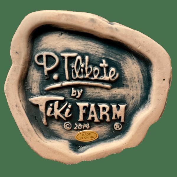 Bottom - Frankiestein - Frankie's Tiki Room - Marbled Green Edition