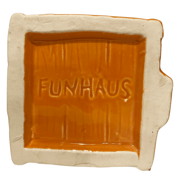 Bottom - Funhause Rum Runner Tiki Mug - Rooster Teeth - Limited Edition