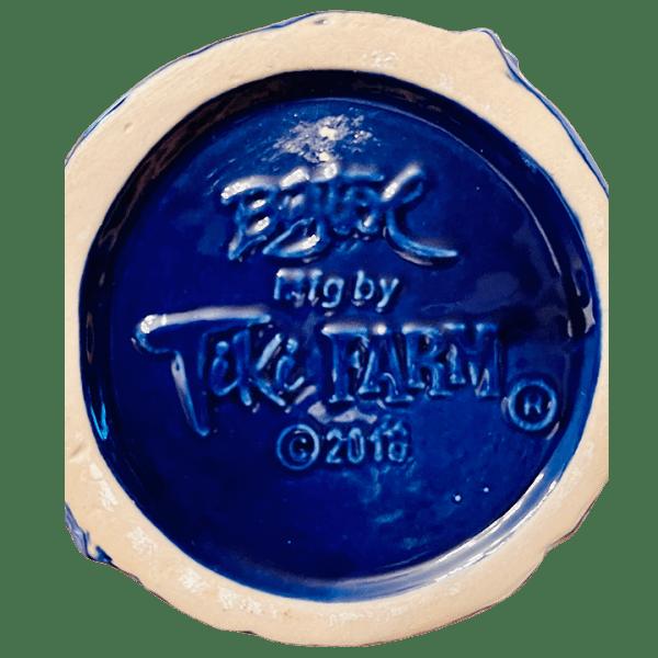Bottom - Ghost Dragon (8th Anniversary Mug)- Frankie's Tiki Room - Limited Edition