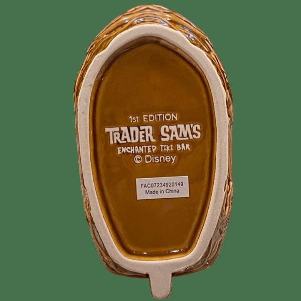 Bottom - Jungle Cruise Boat Mug (Congo Queen) - Trader Sam's Enchanted Tiki Bar - 1st Edition