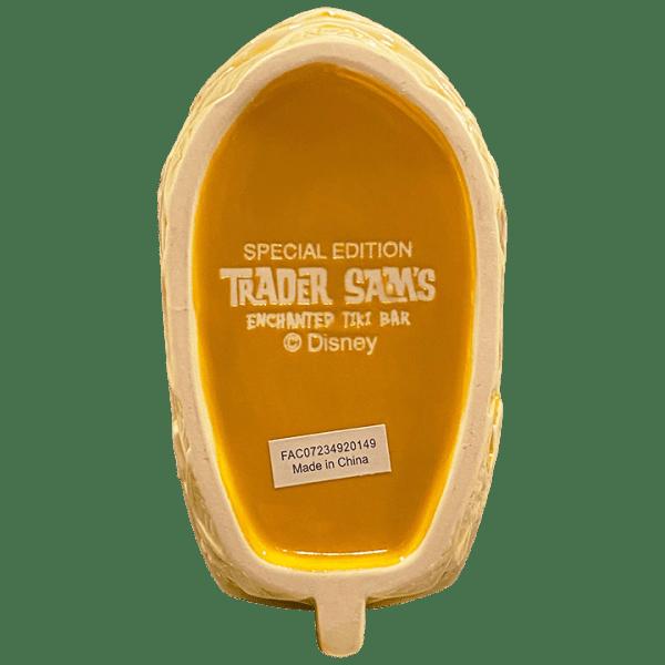 Bottom - Jungle Cruise Boat Mug (Congo Queen) - Trader Sam's Enchanted Tiki Bar - Limited Edition