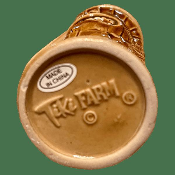 Bottom - Polynesian Leprechaun Mug Sponsored By Bacardi - Frankie's Tiki Room - Open Edition