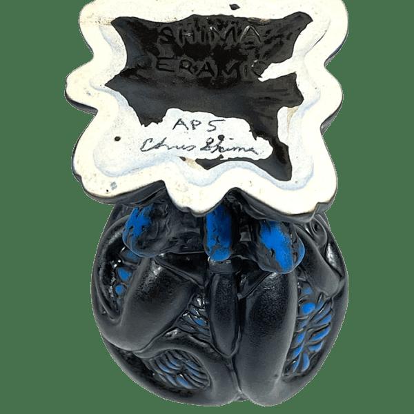 Bottom - Shub-Niggurath Chalice - Shima Ceramics - Artist Proof #5