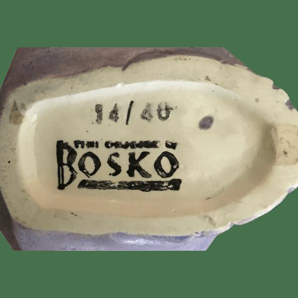 Bottom - Skull III - Bosko - 1st Edition