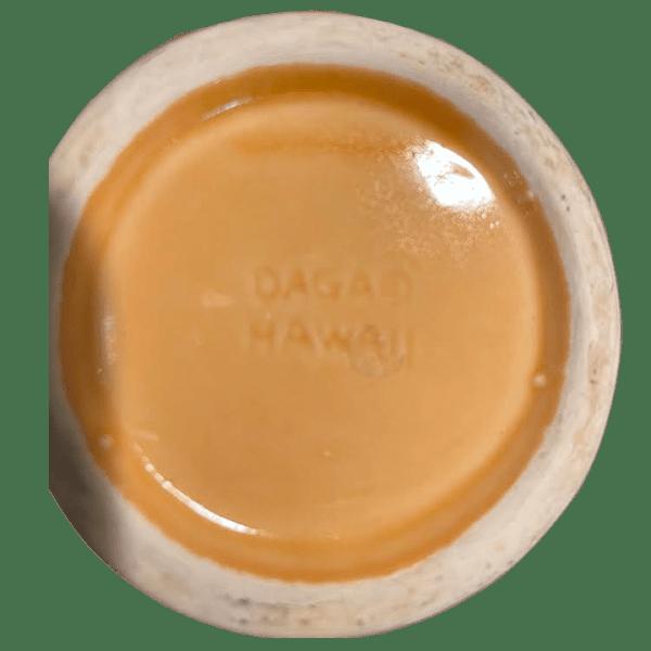 Bottom - South Pacific Man (Al Harrington Ku Mug) - Polynesian Palace - Yellow and Brown Edition
