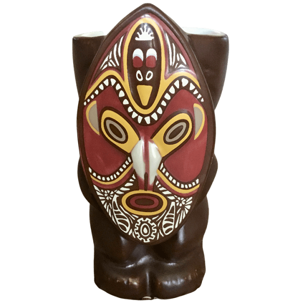 Front - Angoram Mini Mug - Trader Vic's - Open Edition