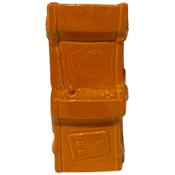 Front - Funhause Rum Runner Tiki Mug - Rooster Teeth - Limited Edition