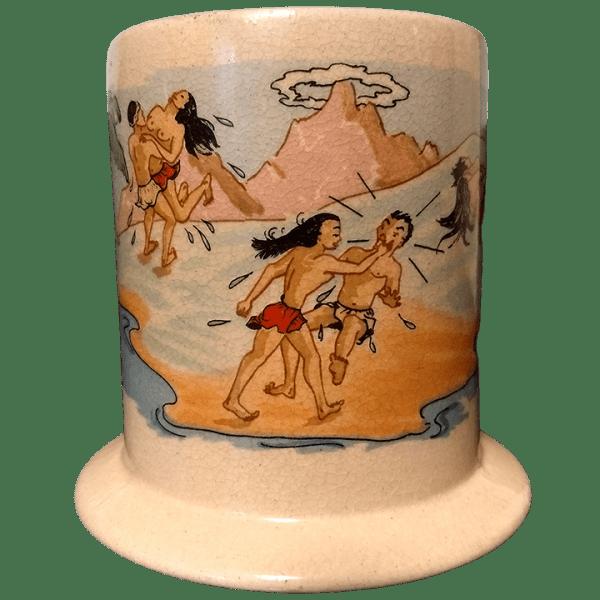 Front - Honi Honi Mug - Trader Vic's - 1st Edition