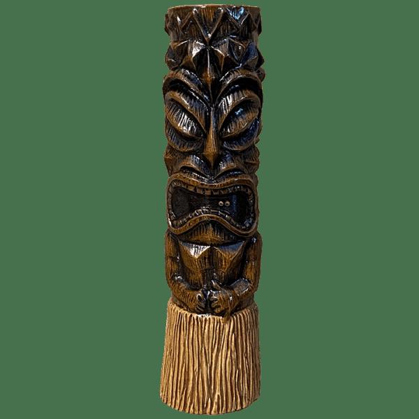 Front - Kamau (TikiRob Tribute Mug) - Ceramics by Carol - 1st Edition