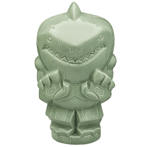 Front - King Shark (The Suicide Squad) - Geeki Tikis - 1st Edition