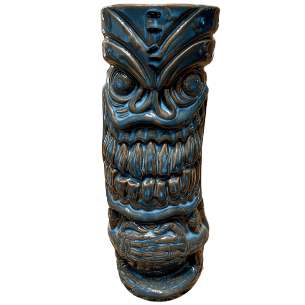 Front - Lava Letch II - Frankie's Tiki Room - Blue Edition