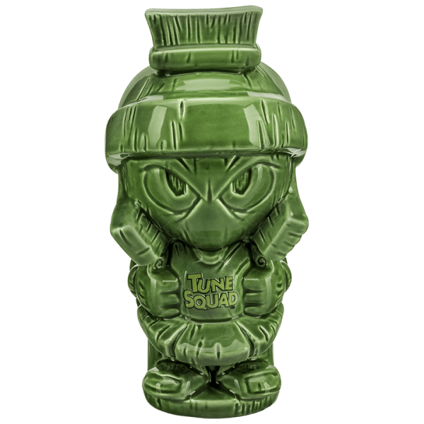 Front - Marvin The Martian (Space Jam A New Legacy) - Geeki Tikis - 1st Edition