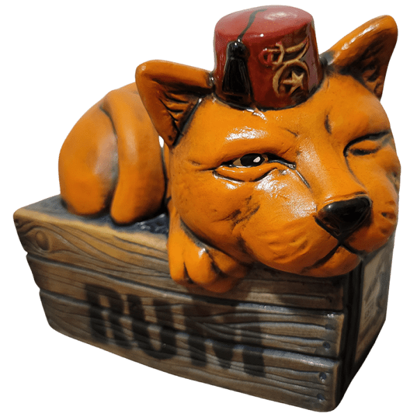 Front - Rum Cat - Doug Horne - 2nd Edition