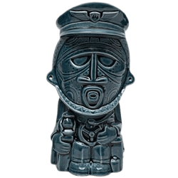 Front - Squid's Tiki Travelers The Captain - Tiki Bauer - Second Limited Edition