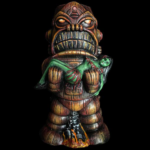 Front - Taboo Planet - Tiki Maniacs - Maniac Edition
