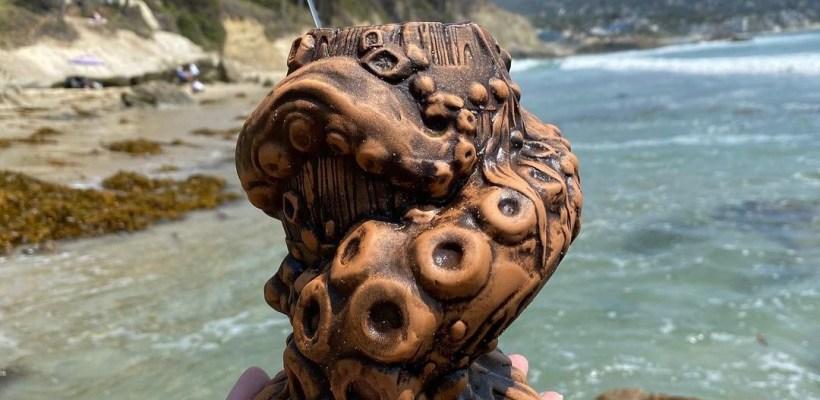 Kraken's Toast Mug By Tikiland Trading Co.
