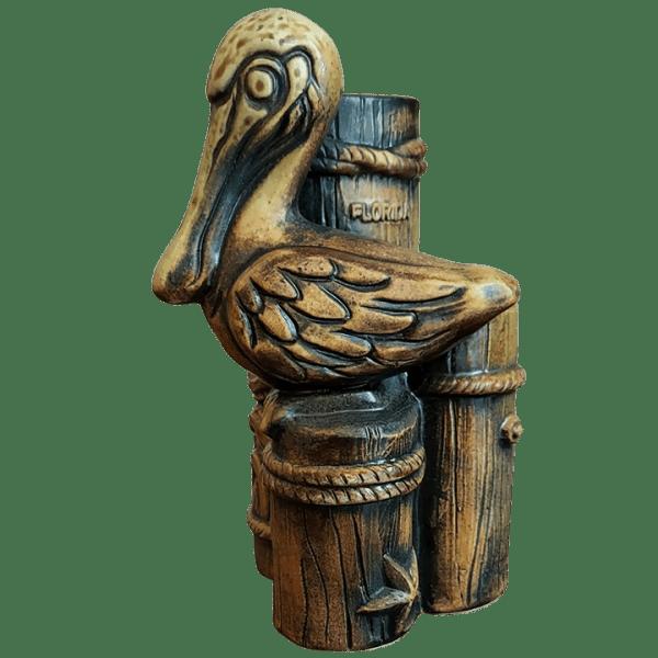 Side - Aloha Room Pelican Mug - Intermezzo - 1st Edition