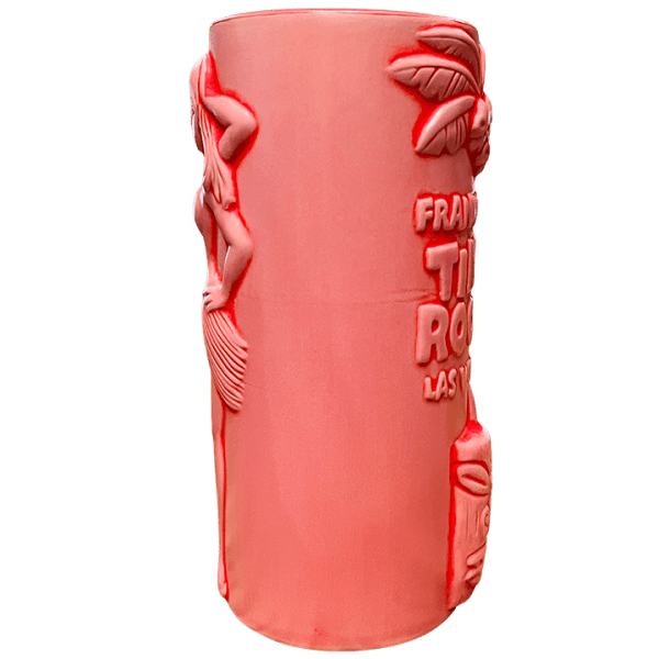 Side - Bearded Clam - Frankie's Tiki Room - Pretty In Pink Edition