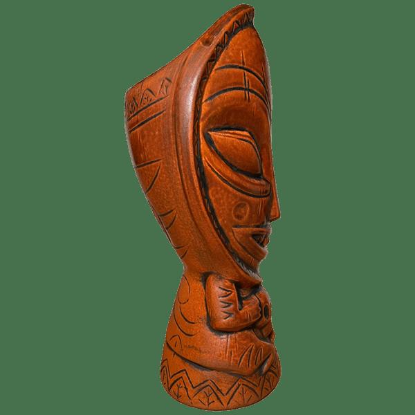 Side - Head Salesman Artist Series Tiki Tum - Lost Temple Traders - 2nd Edition
