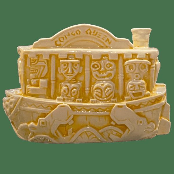 Side - Jungle Cruise Boat Mug (Congo Queen) - Trader Sam's Enchanted Tiki Bar - Limited Edition